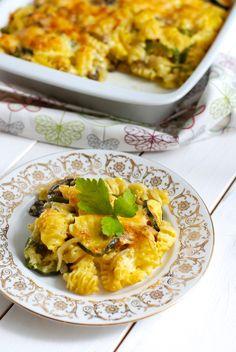 Cuketa není strašidlo aneb recepty, jak jí zdárně čelit Macaroni And Cheese, Zucchini, Ethnic Recipes, Food, Mac And Cheese, Essen, Meals, Yemek, Eten