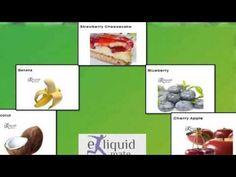E-liquid Flavours @ https://youtu.be/3kF-MPoH8MM