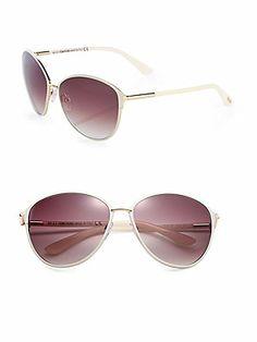 aed3e9663a Tom Ford Eyewear - Penelope Oversized Sunglasses