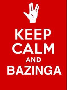 .Bazinga!!!