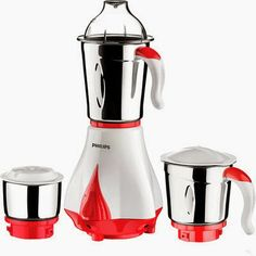 Flipkart Buy Philips 550 W Mixer Grinder (White Red 3 Jars) at Rs 2099 only Home Depot, Thing 1, Nook And Cranny, Latest Gadgets, Mixers, Popcorn Maker, Home Kitchens, Ideal Home, Coffee Maker