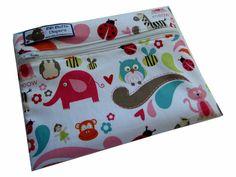super cute wipes bag!