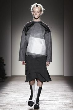 Gabriele Colangelo Ready To Wear Fall Winter 2014 Milan - NOWFASHION