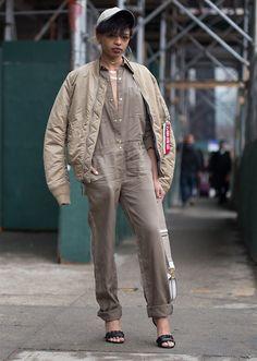 NYFW Street Style Fall 2017 | StyleCaster