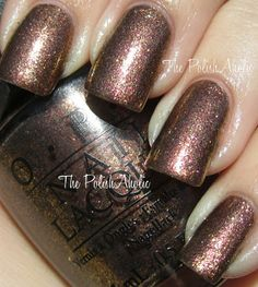 OPI Muppets Collection ~ Warm & Fozzie