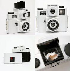 Twin Lens Reflex Holga Camera