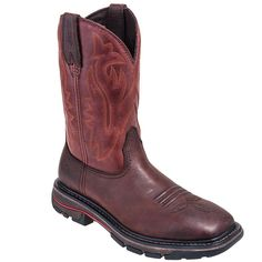Wolverine Boots Men's 2784 Goodyear Welt Non Slip Wellington Work Boots