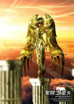 Gold Saint Sagittarius Aioros, Saint Seiya Soul of Gold
