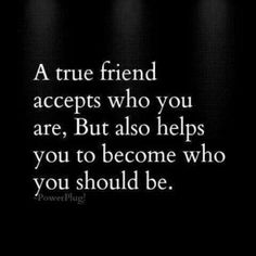 #Truth.  The fellowship of true friends who can hear you out, share your joys, help carry your burdens, and correctly counsel you is priceless.