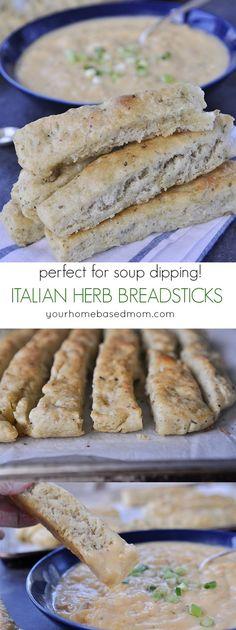Italian Herb Breadst