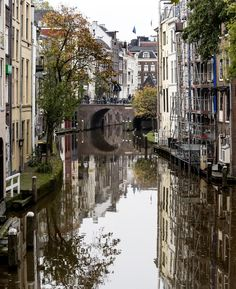 Utrecht, Netherlands ~ god, I love this place <3