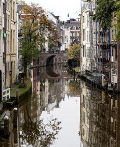 Utrecht is uitgeroepen tot mooiste grachtenstad van Europa, dat snappen wij wel | News | Upcoming