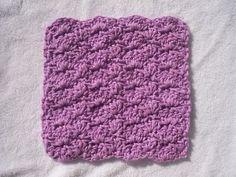 10 Popular Dishcloth Crochet Patterns