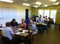 Cashflow Games Brisbane | Cashflow Game afternoon blog Brisbane