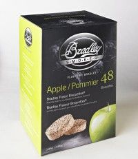 Apple Bradley Bisquettes