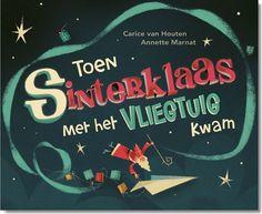 Sinterklaasprentenboek | Toen Sinterklaas met het vliegtuig kwam