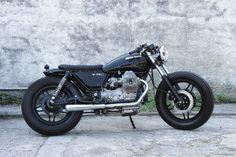 Moto Guzzi V 35 Venier Customs Ivan Delle Vedove