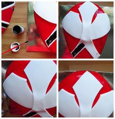 Good Food, Shared: How to Make a Power Ranger Cake