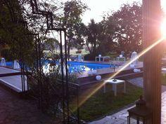 Sunrise on Villa Appia Antica
