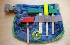 Gürteltasche für kleine Handwerker