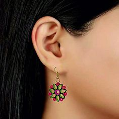 Designer's Collection Paper Quilling Ear Rings for Paper Quilling Earrings, Paper Quilling Cards, Quilling Work, Quilling Paper Craft, Quilling Flower Designs, Silk Thread Earrings Designs, Paper Quilling For Beginners, Terracota Jewellery, Paper Jewelry