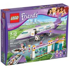 Lego 41109 Heartlake Airport