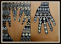 Set of African pattern Art Education Lessons, Art Lessons, Africa Craft, African Art Projects, Reflective Journal, Afrique Art, Kindergarten Art Projects, Ecole Art, Circle Of Life