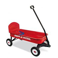Radio Flyer ranger wagon, US