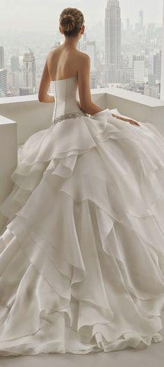 Rosa Clara Bridal Dress