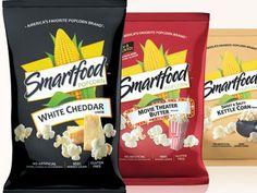 10. Smartfood Popcorn