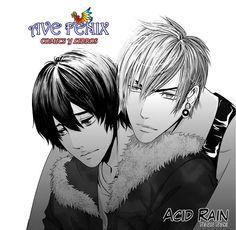 Promocional Acid Rain yaoi manga by AveFenixEditorial.deviantart.com on @DeviantArt