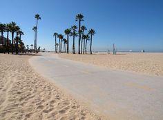 Santa Monica Beach Path Trail