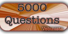 5000 Questions: 11-15 - News - Bubblews #Bubblews #5000Questions #challenge