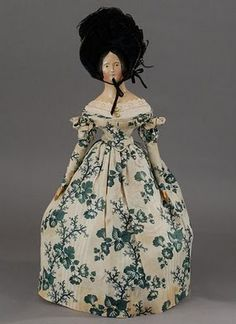 milliners model doll