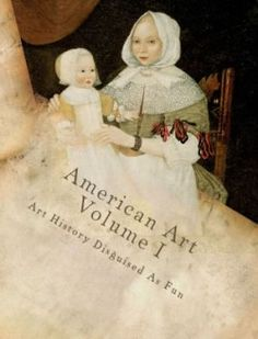 The cover from American Art History, Volume I
