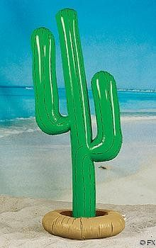 Amazon.com: Cactus apox 6 foot tall inflatable Fiesta decor: Toys & Games