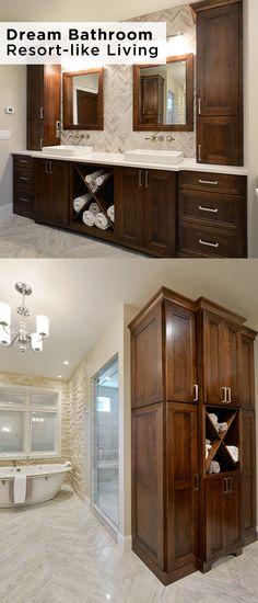 95 best bathrooms images in 2019 bathroom vanity cabinets rh pinterest com
