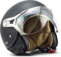 Motorcycle Helmet Brands, Scooter Helmet, Biker Helmets, Scooter Motorcycle, Motorcycle Touring, Vespa Retro, Vespa Gts, Colt 45