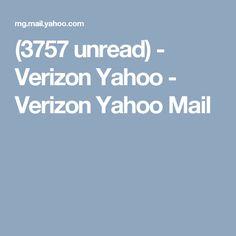 (3757 unread) - Verizon Yahoo - Verizon Yahoo Mail