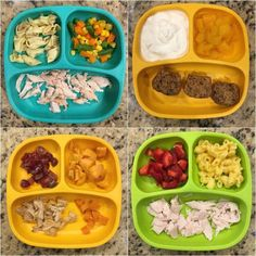 Healthy Toddler Meals Healthy Toddler Meals SCHOOL LUNCH IDEAS 🥪 🥕 - so many great lunch ideas for kids! Top 10 toddler meals for busy mommies and picky eaters. toddler meals More Easy {and real} toddler meal ideas for everyday, busy moms. The best s. Toddler Menu, Healthy Toddler Meals, Toddler Lunches, Kids Meals, Easy Meals, Healthy Snacks For Toddlers, Toddler Breakfast Ideas, Toddler Friendly Meals, Toddler Dinners
