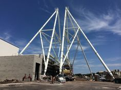 Eye of Orlando - This new Ferris Wheel in Orlando, Florida is one of the largest in the world!