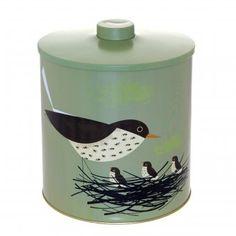 Keksdose Birdy Drossel
