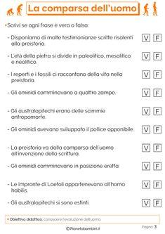 Esercizi sulla comparsa dell'uomo 3 Math Crafts, Learning Italian, Coding, Education, Google, Studio, Maths, Homeschooling, Iron Man