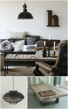 Scroll down to checkout our collection of 31 Ultimate Industrial Living Room Design Ideas and get inspired. Decor, Home And Living, Cozy House, Industrial Living Room Design, Interior Design, Industrial Style Living Room, Home Decor, House Interior, Home Deco