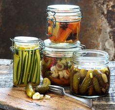 Gordon Setter, Creative Food, Kimchi, Chutney, Preserves, Pickles, Cucumber, Menu, Homemade