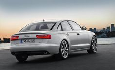 6, 7 & 8. The Audi A6 3.0 is the practical choice for dinner with friends as well as touring and shopping