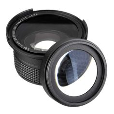 52MM 0 35x Super High Definition Fisheye Wide Angle Macro Lens for Nikon Cannon Sony 18. Click visit to buy #lenses #accessories