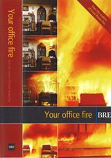 Your Office Fire - VHS PAL
