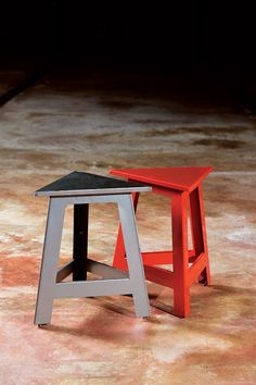 Martino - Iron stool - Contract design by Vela Arredamenti. #interior #design #industrial