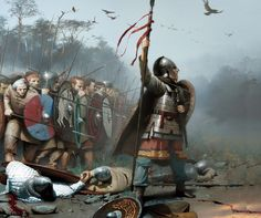Unique among the territories of the Western Roman Empire in the 5th century, Britain succeeded in holding back and even reversing the tide of Germanic conquest for nearly two centuries. This was an age of heroes... It was the Age of Arthur!